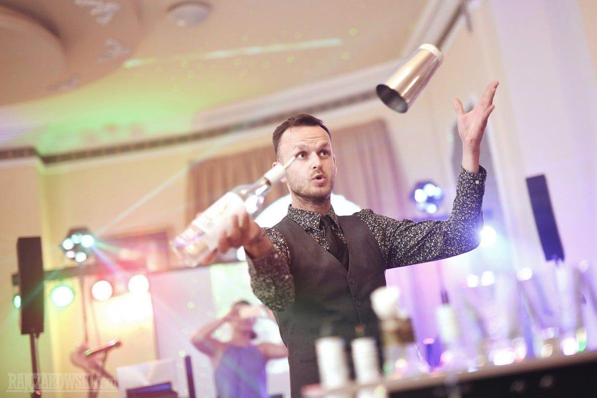 Barman na wesele - Oryginalny Bar