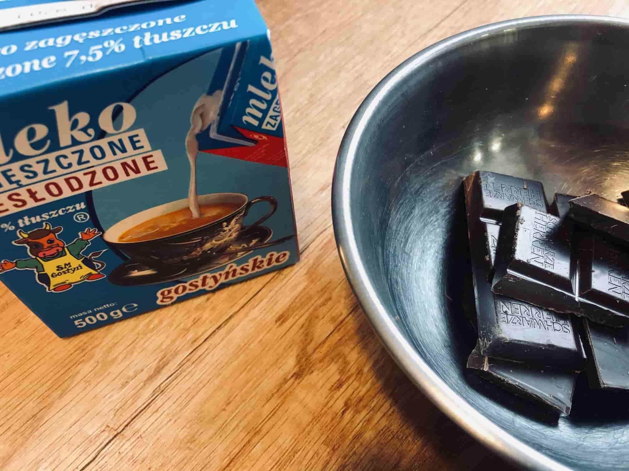 nalewka czekoladowa domowy przepis